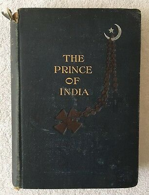 The Prince Of India By Lew Wallace Volumes I And Ii 1893 1st