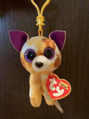 f99e9e04642 TY BEANIE BOO keychain lot of 8 Owen Waddles Lilli Rocco Owls ...
