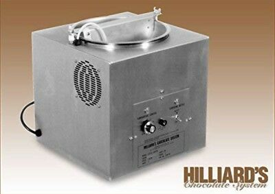 CHOCOLATE TEMPERING MACHINE by HILLIARD'S | CULINARY WORLD