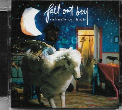 Fall out boy infinity on high (cd, album, deluxe edition.
