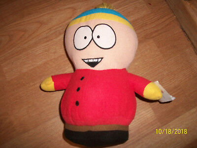 "New South Park Movie Eric Cartman Plush Doll toy 12"" With Tag"