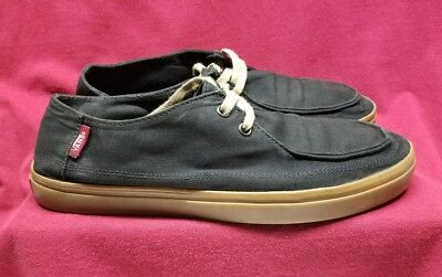 9f2787cea0 Mens Vans Shoes US Size 9 Ultra Cush Low Chuka Skateboarding Off The Wall