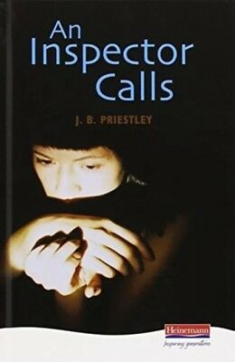 NEW An Inspector Calls (Heinemann Plays For 14-16+ J. B. Priestley NEW HARD BACK