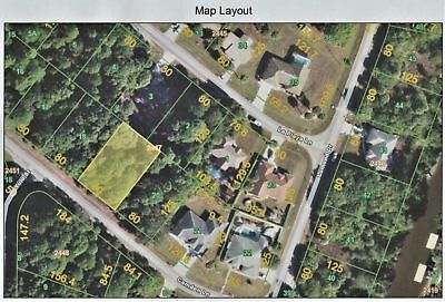 Port Charlotte, FL Subdivision Lot Land Low Price. Motivated Seller!
