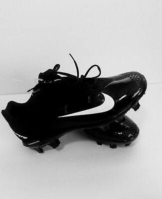 online store 19552 ba610 Brand NEW Mens Nike VPR Vapor Ultimate Low TD Football Cleats Black size  11.5