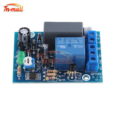 AC 220V Adjustable Timer Relay Delay Module Timing Turn On/Off Switch Board