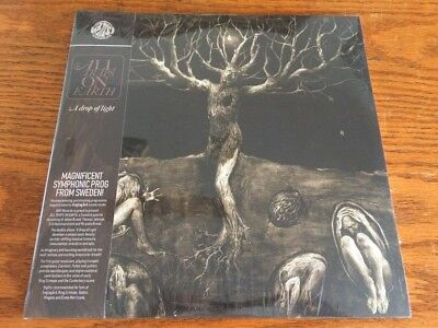 All Traps On Earth ‎A Drop Of Light 2018 2LP Vinyl SEALED Sweden Prog Anglagard