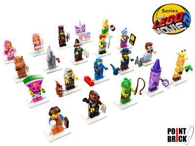 Lego 71023 Minifigures Serie The Lego Movie 2