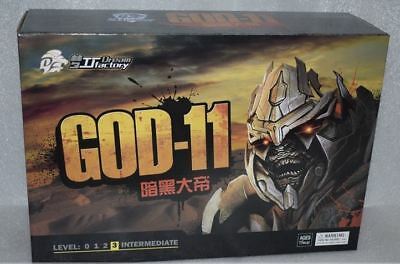 New Transform Toy TF Dream Factory GOD-11 Megatron Figure In stock