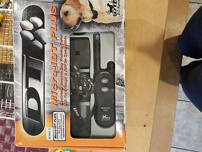 DT Systems Micro iDT PLUS electronic remote dog vibrating training collar
