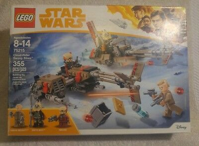 LEGO Star Wars Cloud-Rider Swoop Bikes 6212775