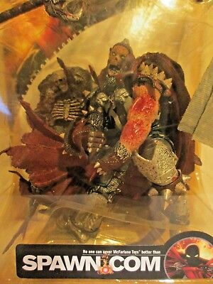 Ultra Action Figures - Medieval Spawn 2 - Spawn Classic - Serie 17 - OVP