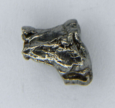 Nantan Genuine Iron-Nickel Meteorite Guangxi, China .54 grams