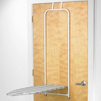 Polder Over The Door Ironing Board With Holder Compact Design Space