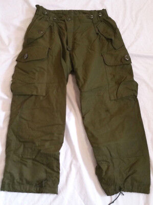 LAULE MURG 60S Military Wool Pants West German Army Cold Weather ... 671030261