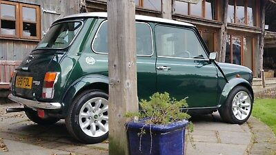 Classic Mini Cooper Sport In Immaculate Condition On Just 26000 Miles From New!!