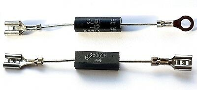CL01-12, 2X062H High Voltage Microwave diode 12kV, each or pair – ref:876