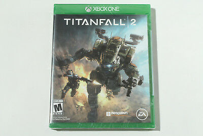 Titanfall 2 (Xbox One) Brand New - Factory Sealed