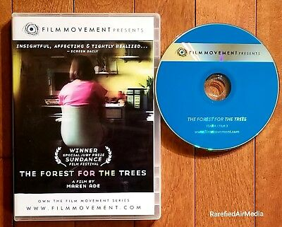 The Forest for the Trees (DVD, 2007) FILM Movement by Maren Ade *FREE SHIPPING*