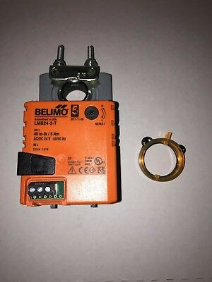 Belimo LMB24-3-T Non-Spring Return On/Off/Floating Point Control Damper Actuator