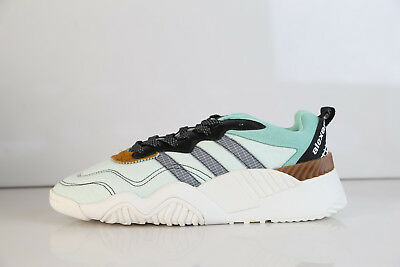 size 40 6960d 26c08 Adidas AW Alexander Wang Turnout Trainer White Clear Mint Black DB2613 8-13
