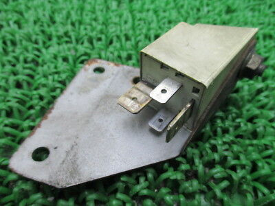 PIAGGIO Genuine Used Motorcycle Parts Runner FXR180SP Starter Relay 2703