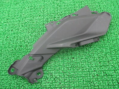 YAMAHA Genuine Used Motorcycle Parts YZF-R3 Left Side Cowl 1WD RH07 6711