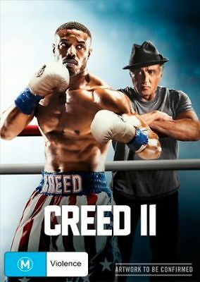 Creed 2 (DVD, 2019) (Region 4) New Release