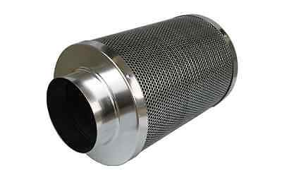 Carbon Air Filter Only Odor Control Virgin Charcoal Inline Fan Reversible Flange