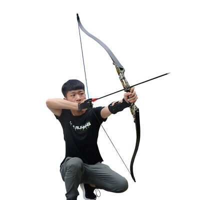 USA 45LBS ARCHERY Takedown Recurve Bow US Hunting Bow Right