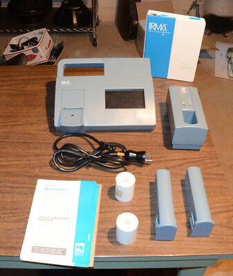 NEW OLD STOCK IRMA MODEL GE BLOOD GAS ANALYZER KIT Diametrics Medical