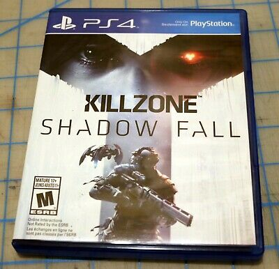Killzone: Shadow Fall (Sony PlayStation 4, 2013) - Mint condition!