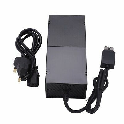 AC Adapter Mains Brick Charger Power Supply Cable Cord For Microsoft Xbox One