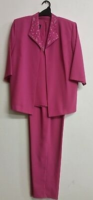 Mother/ Grandma of the Bride/ Groom 3ps pant suits Jaki K 15174