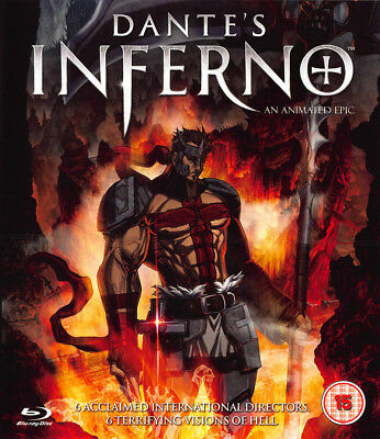 Dantes Inferno - An Animated Epic Blu-Ray