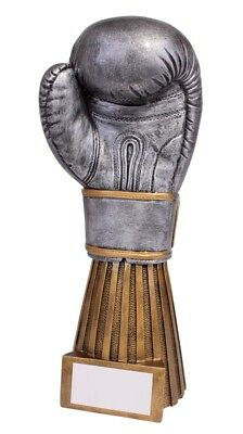 Resin Challenger Boxing Glove Trophies Awards 230mm FREE Engraving