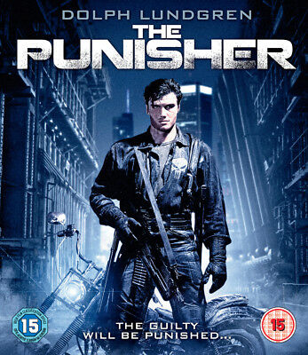 The Punisher Blu-Ray | (Dolph Lundgren) (1989)
