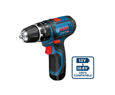 Bosch GSB12V15N 12v Li-ion Combi Drill Bare Unit