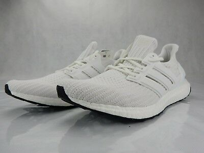 Adidas Ultra Boost 4.0 Running White Black BB6168 Men s Size 12.5 New Shoes  NIB a23909206517