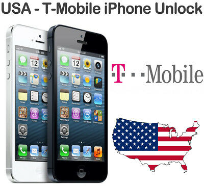 T-Mobile Metro PCS iPhone 7 Plus, 7 PREMIUM FACTORY UNLOCK SERVICE 3-7 Days
