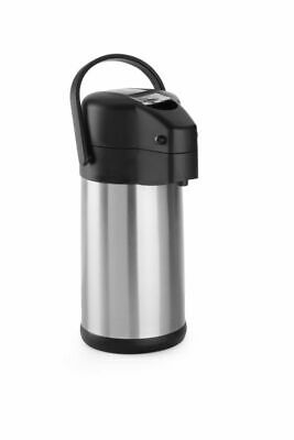 Isolier-Pumpkanne 3 L Thermos Coffee Pot Thermos Bottle Thermo Pumpkanne