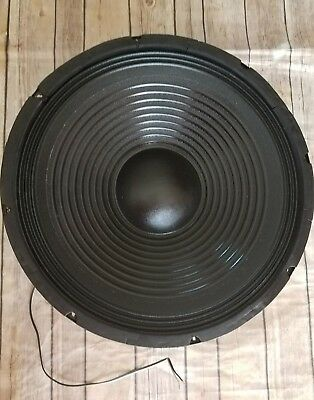 "Cross Audio 15"" Sub Woofer Speaker 500 Watts 8 ohms"