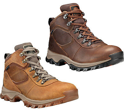 9b30d538886 NEW TIMBERLAND MT. Maddsen Mid Waterproof Hiking Boots (2730R) Brown ...