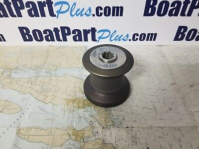 Barient Size 10 Anodized Aluminum Winches