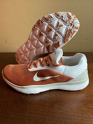f88f2ed7c21633 NEW NIKE TEXAS LONGHORNS FREE TRAINER V7 WEEK ZERO SHOES MEN Size 11 AA0881  800