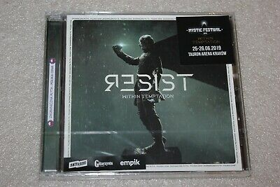 Within Temptation - Resist PL CD - POLISH RELEASE