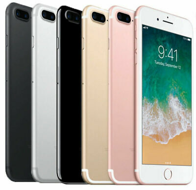 Apple iPhone 7 Plus 32GB 128GB GSM Ohne Simlock Entsperrt Smartphone