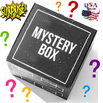 $34 Mysteries Box New! Anything and Everything? No Junk!! Valentines Gift !! $34