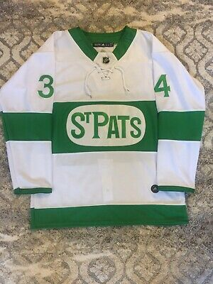 Auston Matthews Toronto St. Pats Jersey For Sale (M-XXL)