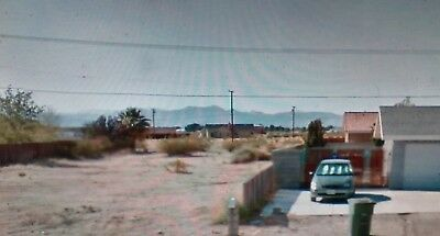 Large residential lot with available public utilities - California City, CA